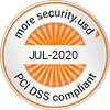 PCI DDS zertifizierte Zahlung