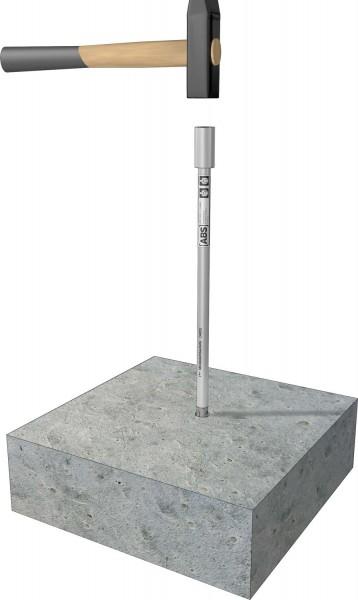 ABS-Lock III-BE Einschlaghilfe