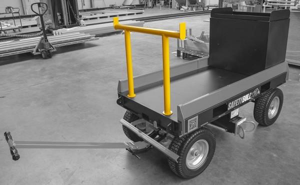 Materialablage-Rack für ABS SafetyBull