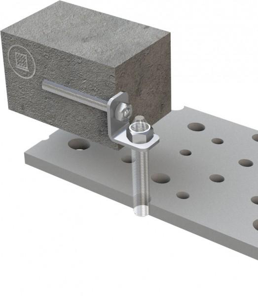 Winkel zur seitlichen Befestigung für ABS-Lock II