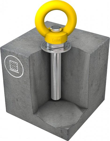 ABS-Lock III-R (einkleben)