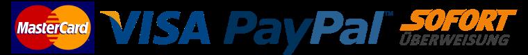 Logo 'Kreditkarte empfohlen'